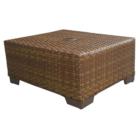 panama jack st barths wicker coffee table wickercentral com