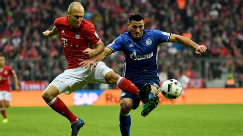 Bayern Munchen 04 bayern m 252 nchen v schalke 04 match report 04 02 2017