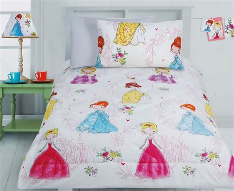 princess bed set princess girls comforter set kids bedding dreams