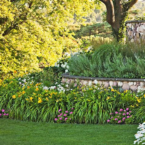 steep slope garden ideas landscaping a slope