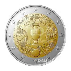 2 euros commemorative 2016 coupe de l uefa