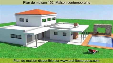 maison 5 architecte plan d architecte de maison maroc
