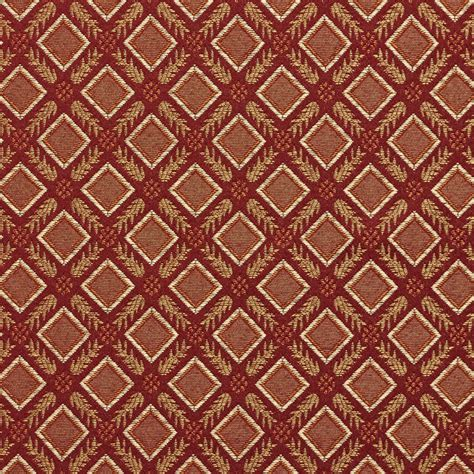 red damask upholstery fabric e635 diamond red gold green damask upholstery drapery