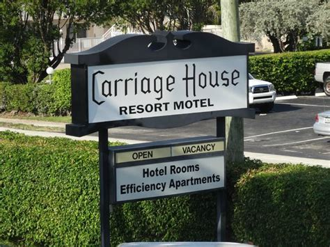 Carriage House Picture Of Carriage House Resort Motel Carriage House Deerfield Fl