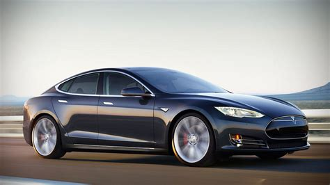 Is Tesla A Hybrid Tesla S New S P85d Has Two Motors All Wheel Drive And