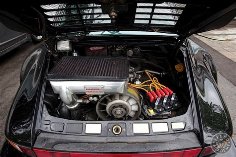 porsche 930 turbo engine air cooled porsche 930 turbo madness speed academy