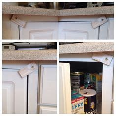 How To Childproof A Lazy Susan Cabinet by Door Locks Locks And Childproofing On