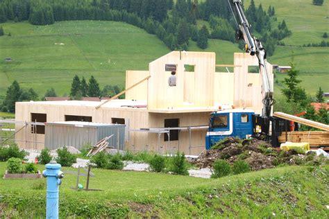Das Massivholzhaus Erfahrungen by Das Massivholzhaus Holzbau Zobl Gmbh In Tannheim