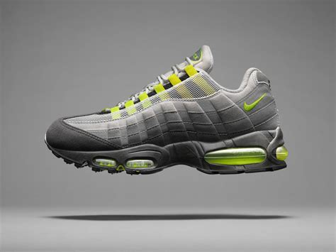Style Its Been Tagged Five Things You Didnt by 20 Things You Didn T About The Nike Air Max 95 Complex