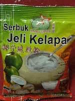Happy Grass Serbuk Jelly Kelapa jarumas indah jeli longan gula melaka