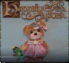 Handmade By Jenn - punch bears on teddy bears care bears