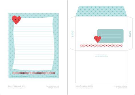 printable envelope writing guide merryprintables printable writing papers envelopes