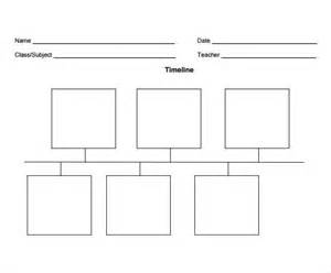 timeline template for timeline template for 6 free documents in