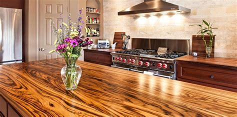 Waterlox Countertop by Custom Wood Countertops Kitchen Island Tops Butcher