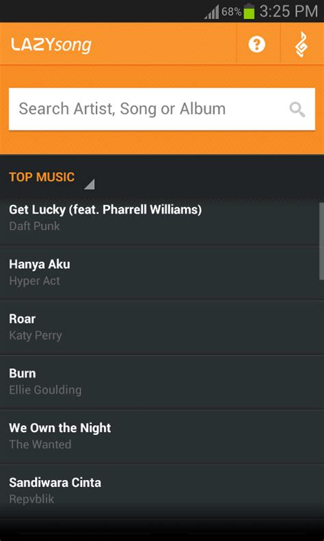 free mp3 app android lazysong free mp3 free app android freeware