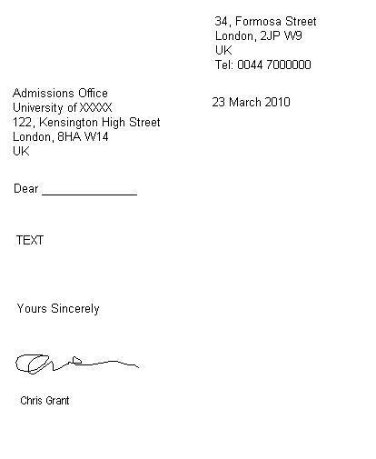 sle of formal letter address how to write a semi formal letter 171 get ready for ielts