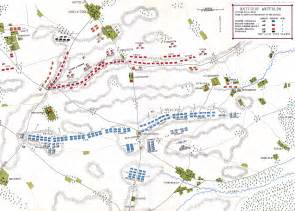 Battle of waterloo 18th june 1815 order of battle at the outset of