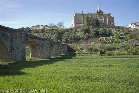 puente y catedral de coria coria