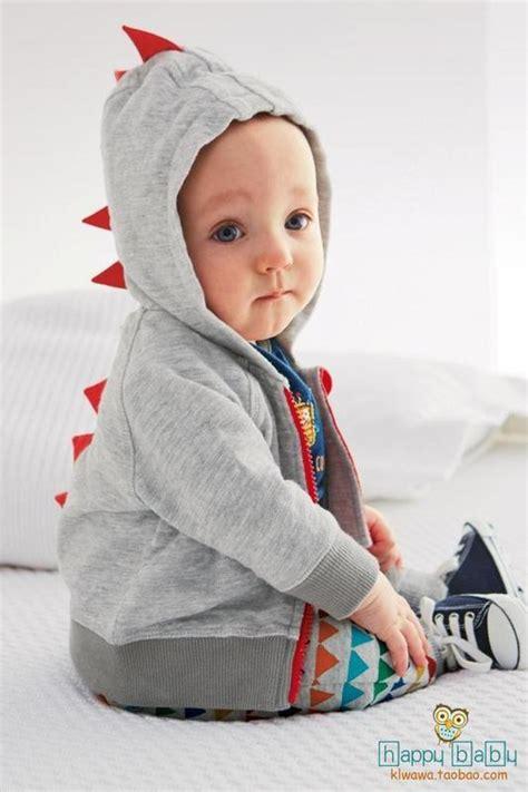 design baby hoodie autumn 2015 new dinosaur hoodies jackets kids boys jacket