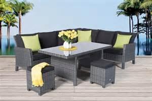 Gartenmobel Rattan Ausverkauf Gartenm 246 Bel Gartentische Gartenst 252 Hle Rattan Tisch