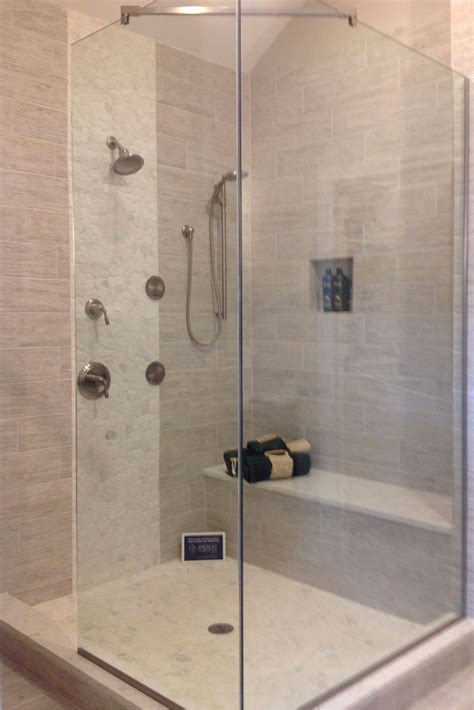 vertical tile shower vertical tile shower arlene designs