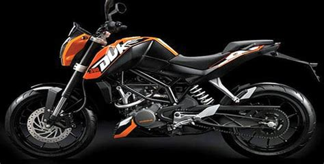 Bajaj Ktm Duke 390 Bajaj Ktm 390 Duke Motor Bike Photos Files And Info