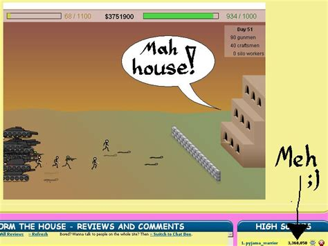 storm the house 3 cheats storm the house defend your stronghold shooting flash game