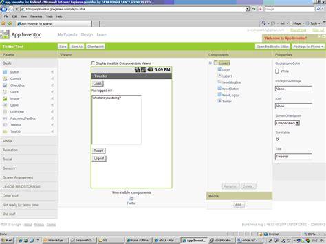 design app inventor google app inventor codeproject