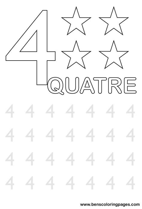 french color by numbers coloring pages free coloring pages of french numbers