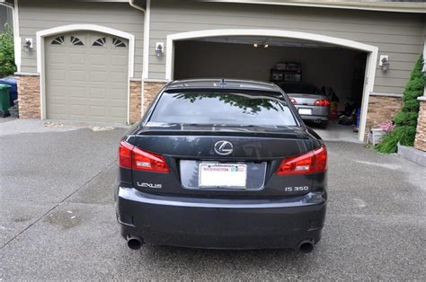 modded lexus is 250 wa 2007 lexus is 350 modded clublexus lexus forum