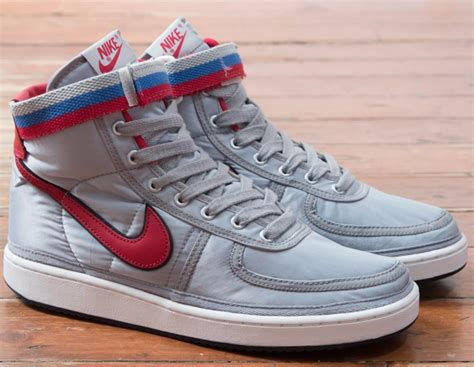 nike vandal high supreme nike vandal high og metallic silver