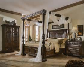 King Canopy Bedroom Furniture California King Canopy Bed Bedroom Furniture Luxury