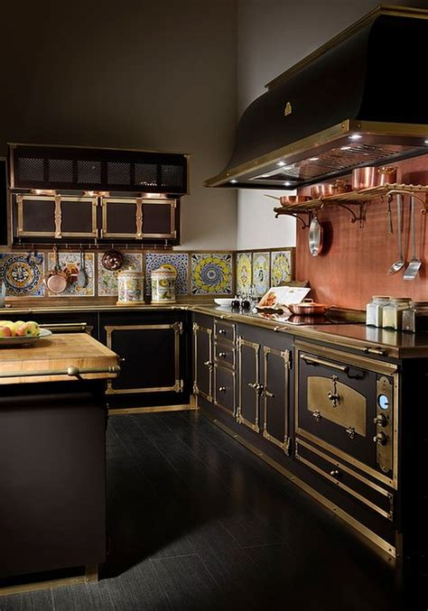 Italian Kitchens Cabinets by Steampunk Interior Design Ideas From Cool To Crazy