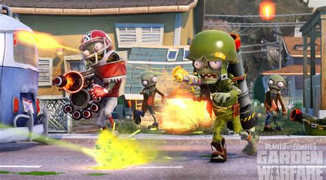 Is Plants Vs Zombies Garden Warfare by Plants Vs Zombies Garden Warfare Pc Meristation