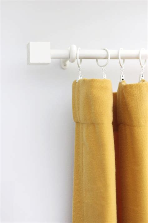 discount curtain rods 25 best ideas about cheap curtain rods on pinterest diy