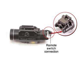 streamlight tlr 1 pressure switch streamlight 69130 tlr 1 or tlr 2 remote switch stl69130