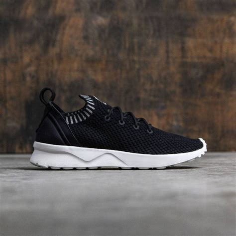 adidas zx flux adv virtue adidas women zx flux adv virtue primeknit black core white