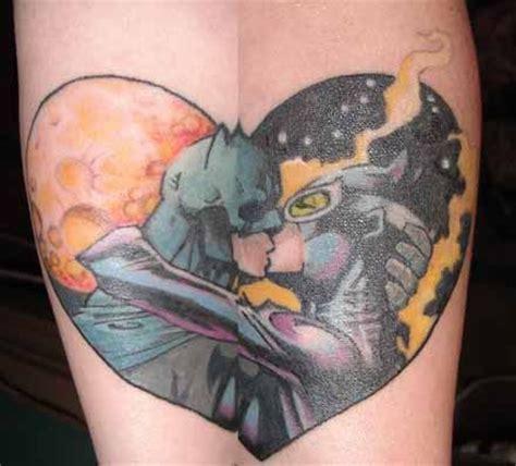 batman batgirl tattoo 141 best images about batman catwoman on pinterest