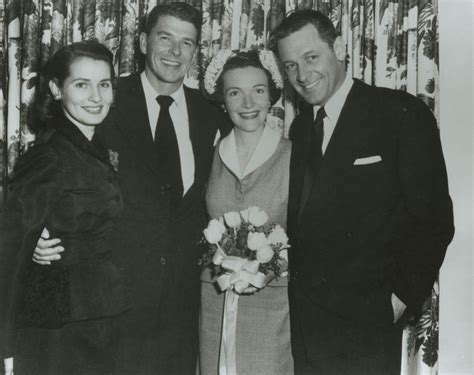 Reagan S | file the reagans with bill and ardis holden 1952 jpg
