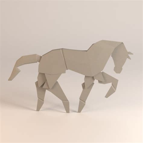 Origami Animals 3d - paper cat whale 3d 3ds