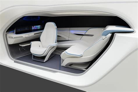 car upholstery ta video ces 2017 concept fantastic de la hyundai maşină
