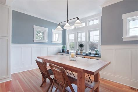 exceptional wainscoting dining room farmhouse ideas