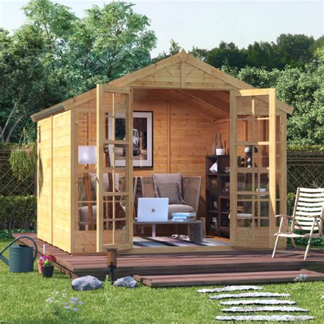 Summer Garden Sheds by Billyoh Tongue And Groove Apex Summerhouse