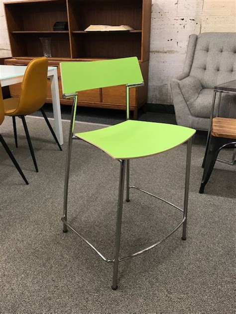 Lime Green Counter Stools by Vds Int L Counter Stools White And Lime Green Algin