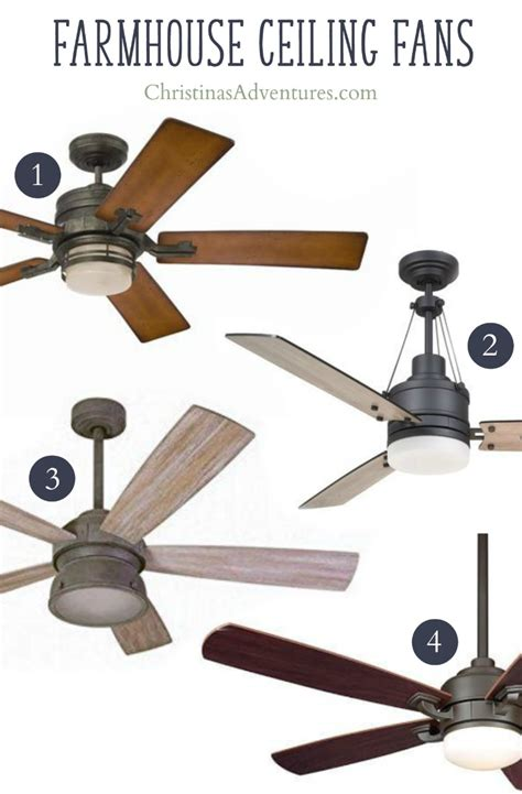 farmhouse style ceiling fans where to buy farmhouse ceiling fans online christinas