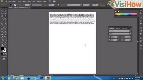 adobe illustrator cs6 use find and replace text in adobe illustrator cs6 visihow