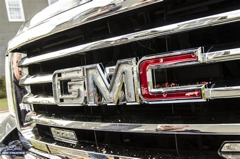 how to remove gmc emblem from grill stand out with billet abd gmc aluminum emblem insert