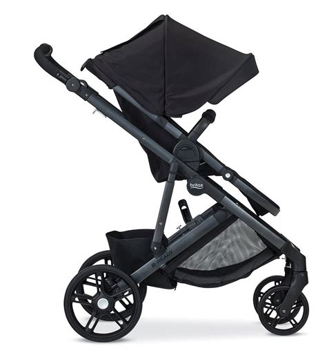 britax usa b ready stroller review