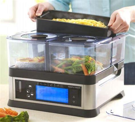 coolest kitchen appliances bathroom kitchen gadgets morphy richards intellisteam