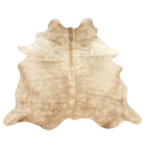 hair on hide rugs beige ivory hair on hide rug kathy kuo home